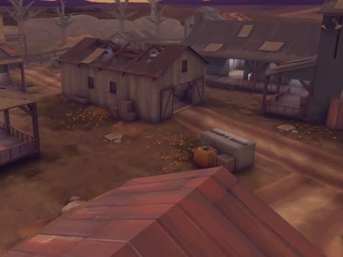 Карта koth_harvest_final для CS:GO