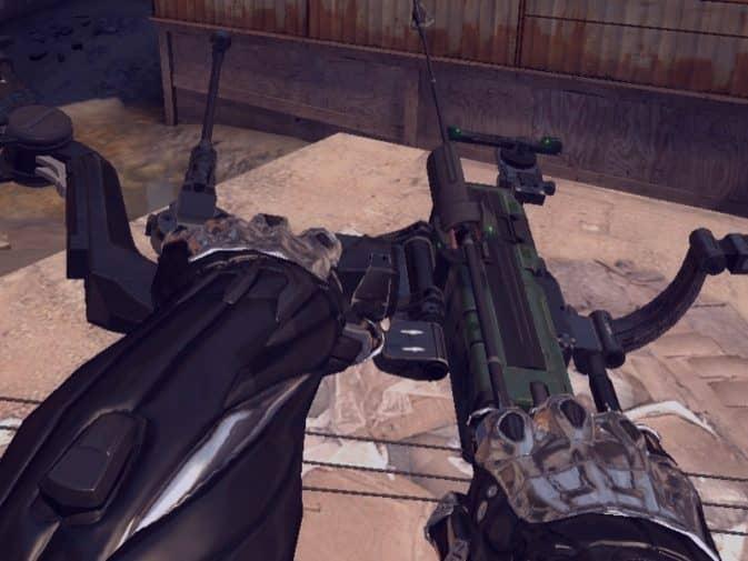 Модель Predator Bow Crysis 3 для CS:GO