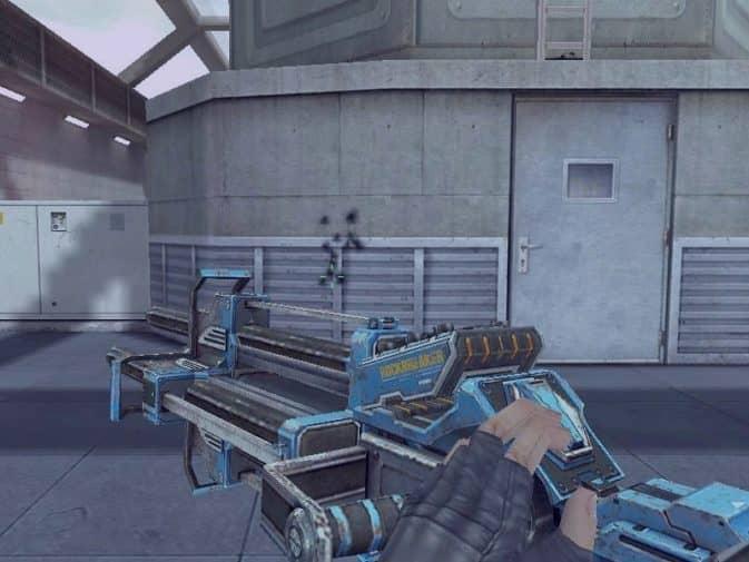 Модель Rock Breaker для CS:1.6