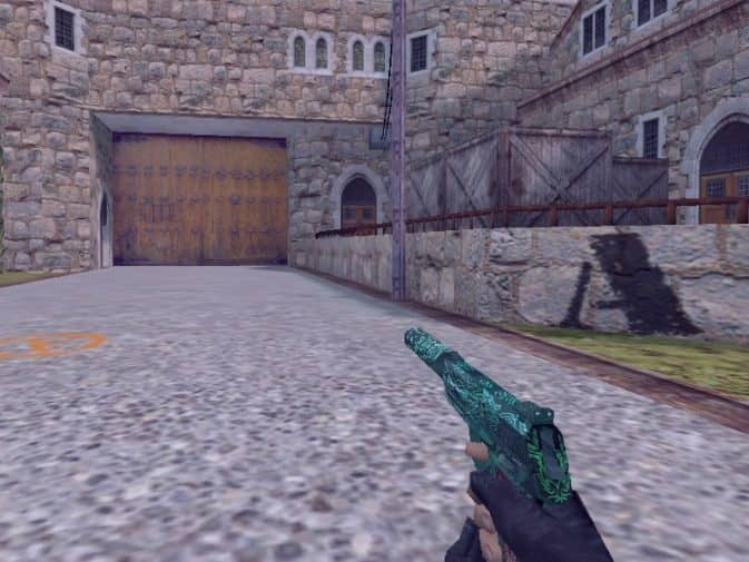 Модель USP - Nightfire Dragon для CS:1.6