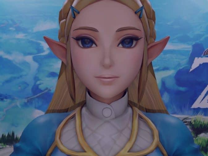 Модель игроков Zelda для CS:GO