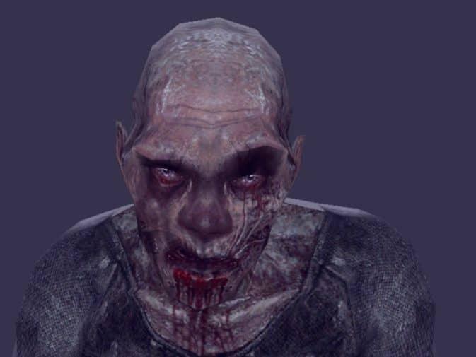 Модель игроков Zombie - stalker для CS:GO