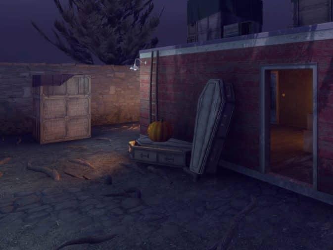 Карта am_halloween_2020 для CS:GO