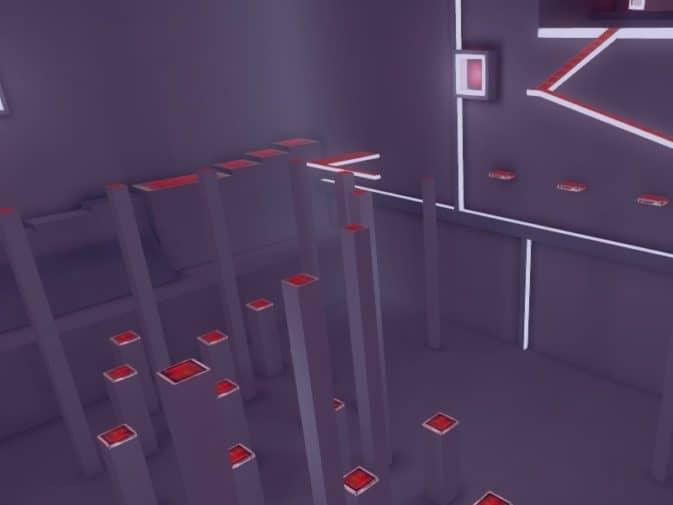 Карта bhop_illusions для CS:GO