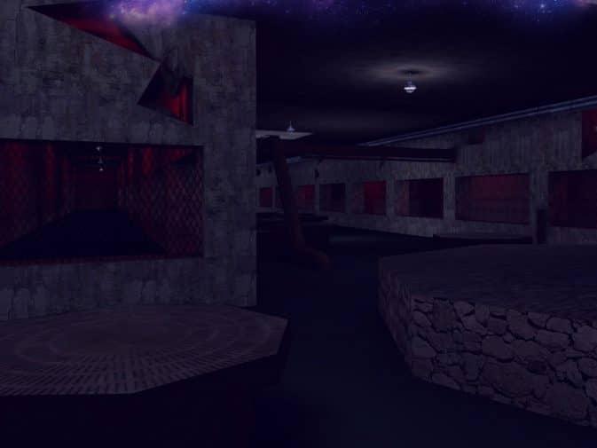 Карта bhop_roadinmoon для CS:GO