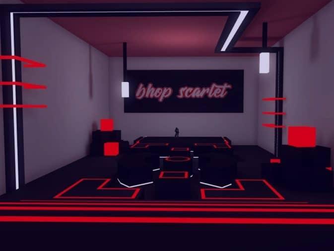 Карта bhop_scarlet для CS:GO