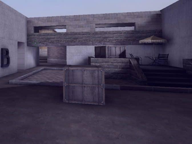 Карта de_maverick для CS:GO