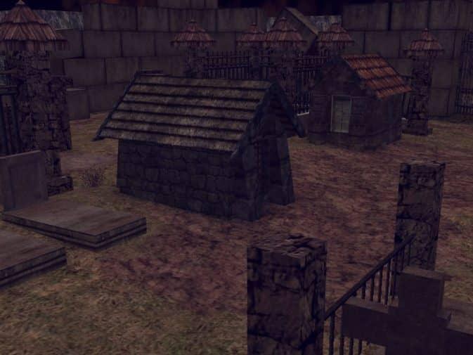 Карта zm_halloween2 для CS:1.6