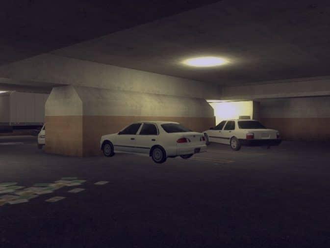 Карта am_parkinglot для CS:GO
