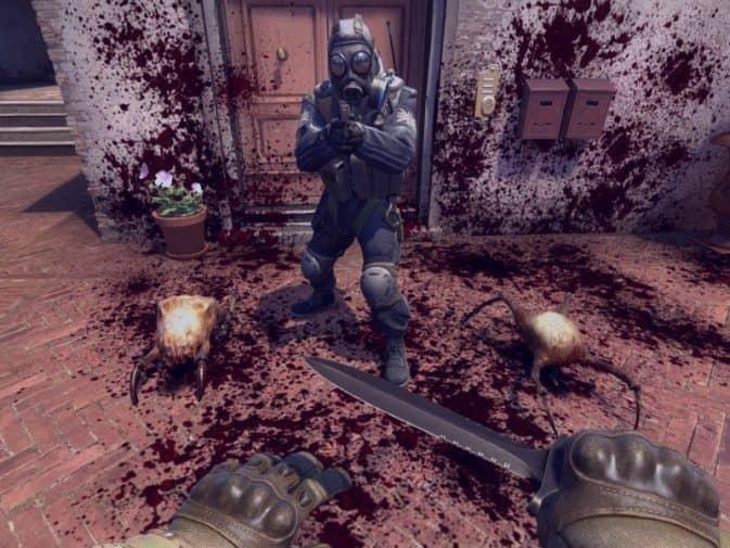 Модель игроков Headcrabs для CS:GO