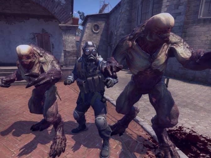 Модель игроков Hellknight для CS:GO