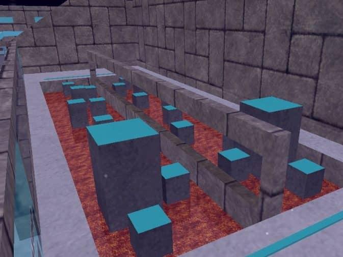 Карта jail_new_galaxy для CS:1.6