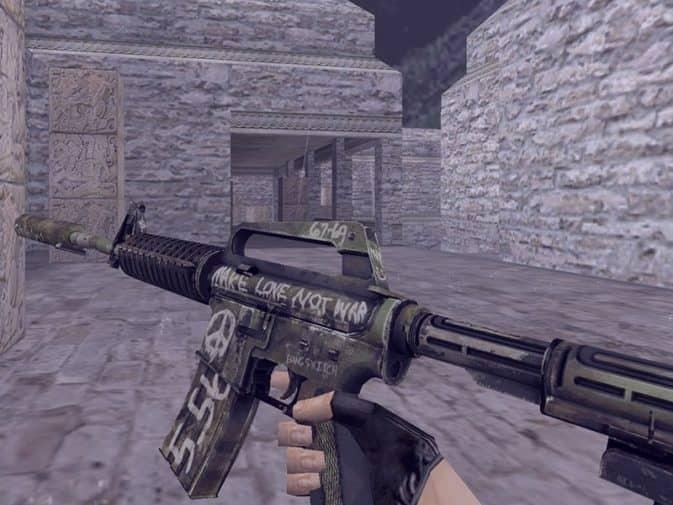 M4a4 скины cs go