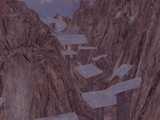 Карта mg_mountain_course для CS:GO
