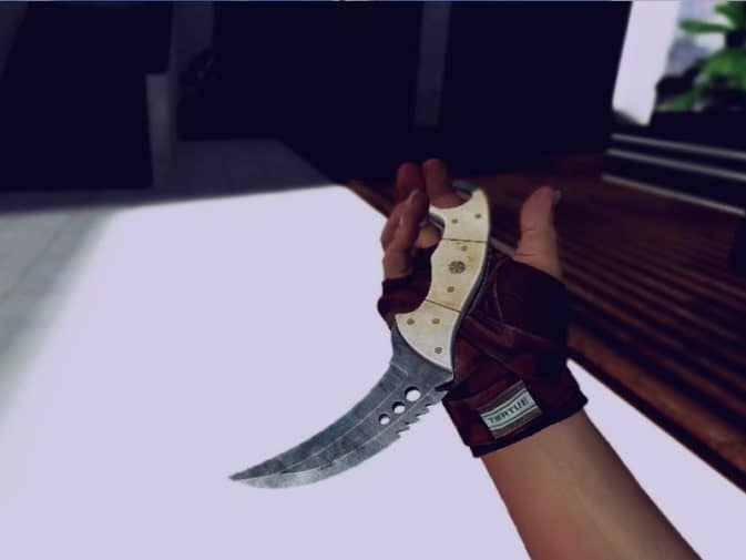 Нож коготь в CS:GO
