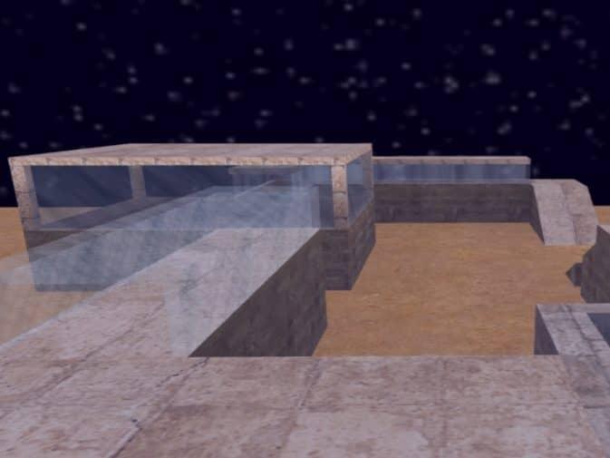 Карта zm_evil_dustnight для CS:1.6
