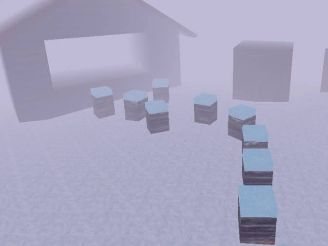 Карта bhop_strvfe01 для CS:GO