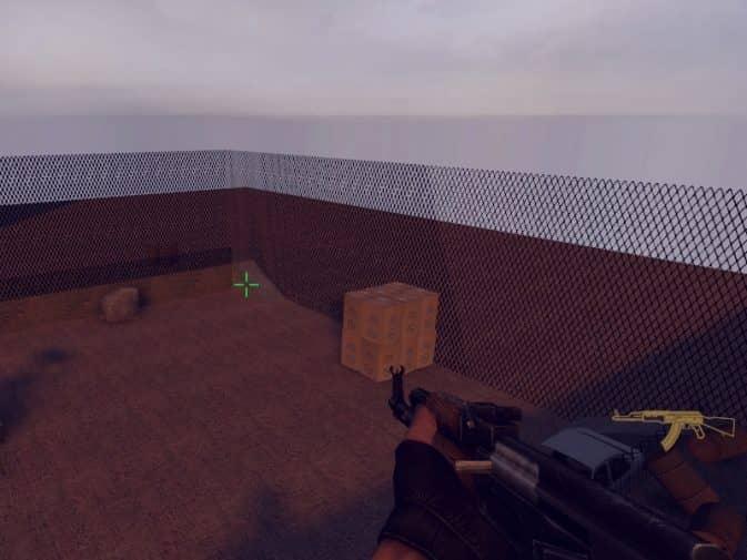 Карта de_deathmatch для CS:S