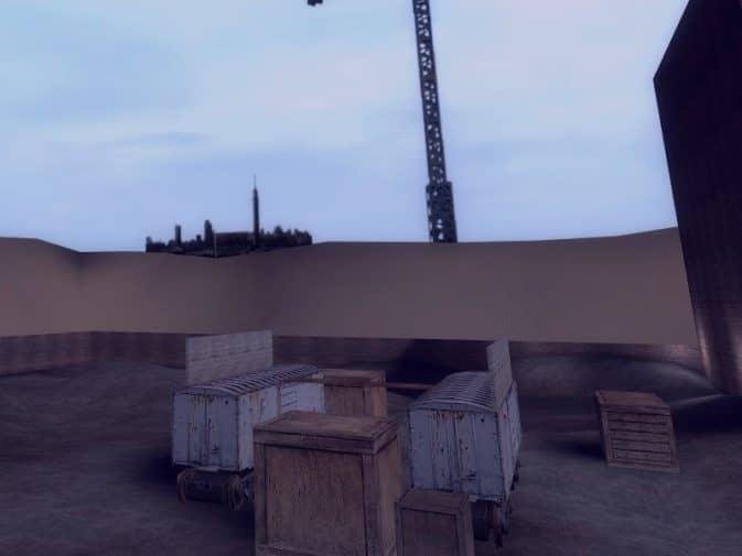 Карта de_desert_base для CS:S