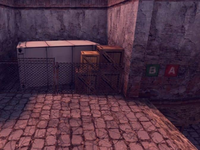 Карта de_mirage для CS:S