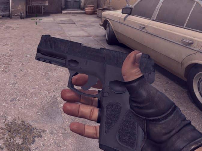 Модель G3 - Taurus для CS:GO