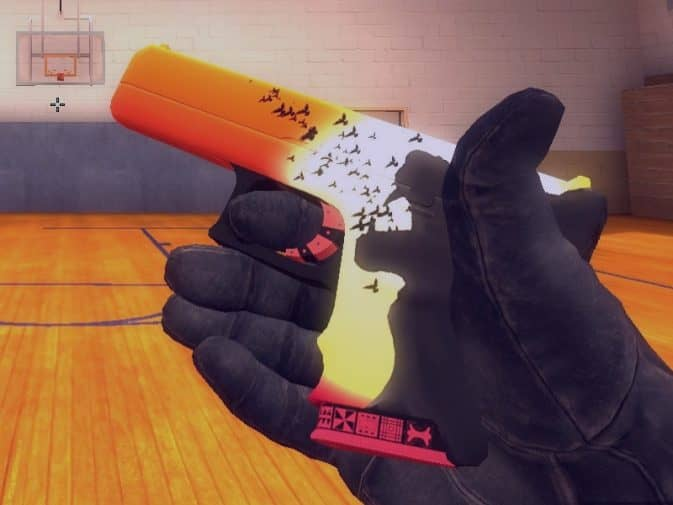 Модель Glock 18 - Savanna для CS:GO
