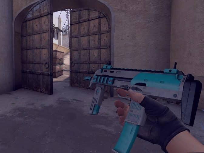 Модель MP7 - Vypla для CS:GO