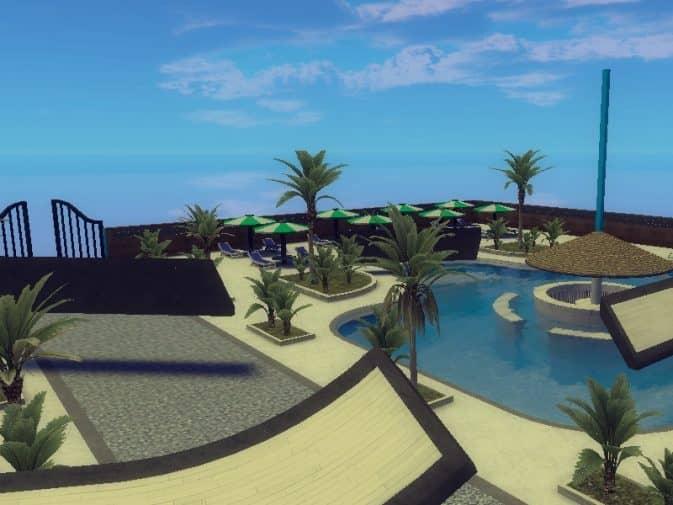 Карта surf_holiday для CS:S