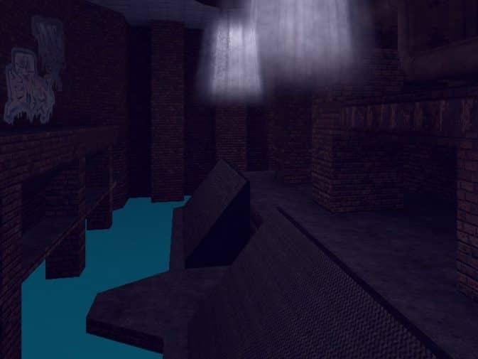 Карта surf_kloakk для CS:GO