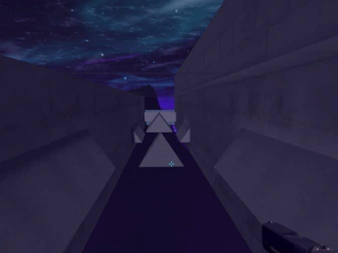 Карта surf_violet для CS:GO