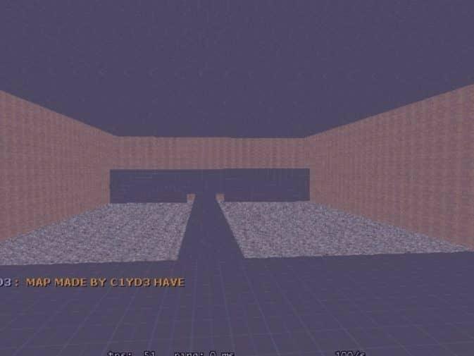 Карта dm_war_clyde для CS:S