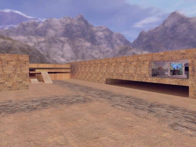 Карта zm_dusty_foda для CS:1.6