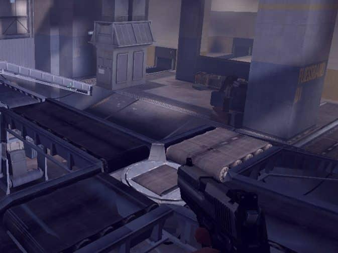 Карта ar_baggage для CS:S