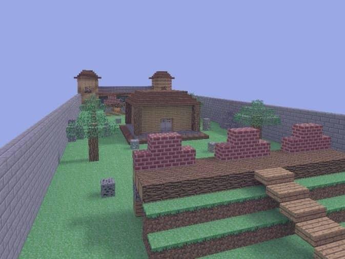 Карта awp_mine для CS:S