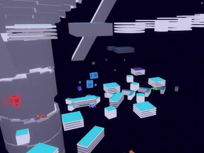 Карта bhop_dimensions для CS:S